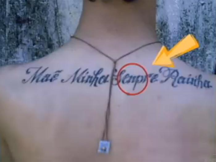 tatuagens erro portugues