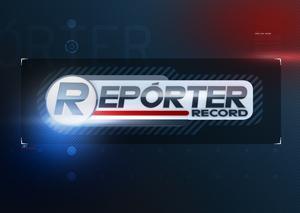 Apresentador reporter record